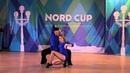 Nord Cup 2015 Шоу преподавателей Павел Катунин Ольга Рагимова