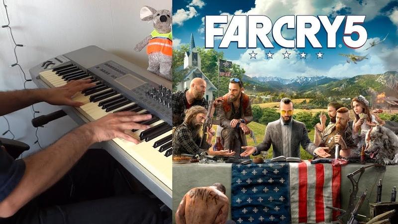 Far Cry 5 - Help Me Faith