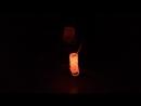 Ацетоновая лампа. Наброски.
