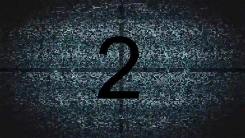 Видео заставка футаж 3 2 1 вперед