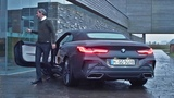 2019 BMW 8 Series Convertible - interior Exterior and Drive