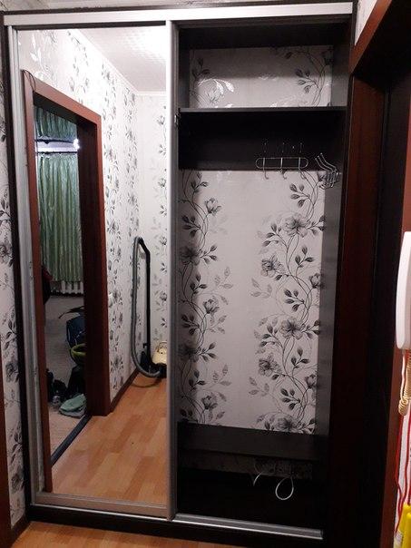 Шкаф-купе в идеальном состоянии