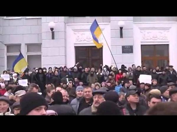 БЕРДЯНСК МИТИНГ 05.03.2014