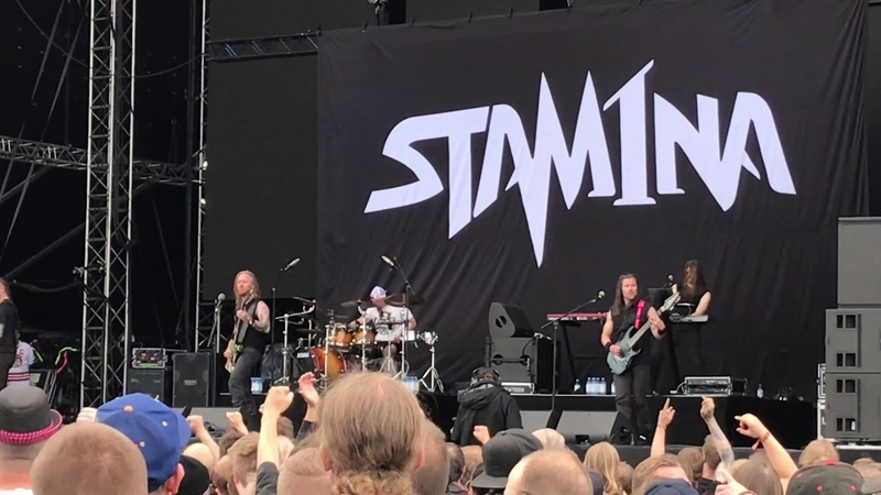 Stam1na - Panzerfaust @ Rockfest 9.6.2018