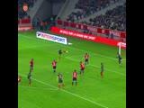 Первый гол Винисиуса за Монако