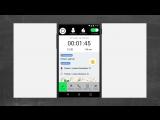 """Приложение для смартфонов и планшетов """"Таксометр"""" отлично помогает водителям в организации работы и сделает легче обработку зака"""