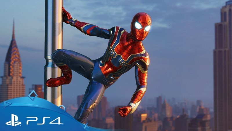 PS4 - Marvel's Spider-Man