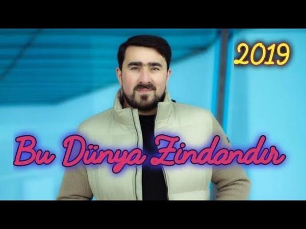 Seyyid Peyman Bu dünya zindandır ibrətli nəğmə yeni 2019