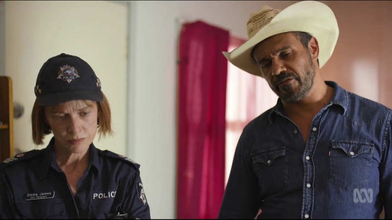 """Mystery Road : Season 1 , Episodes 3 """"Chasing Ghosts """" (ABC 2018 AU) (ENG)"""