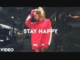 Dj Dark - Stay Happy (December 2018) Deep, Vocal, Chill Mix