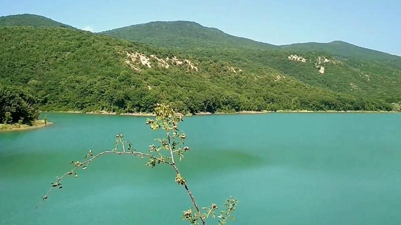 Церковное озеро, Геленджик, Дивноморск