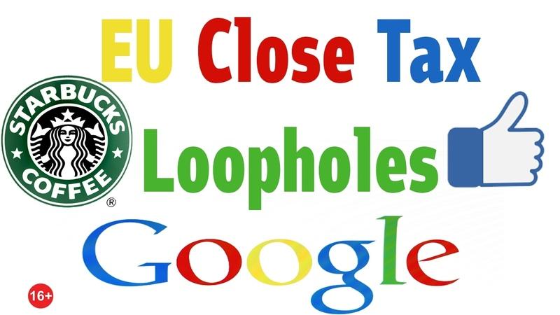 Интервью • Лазейки в налоговых законах ЕС