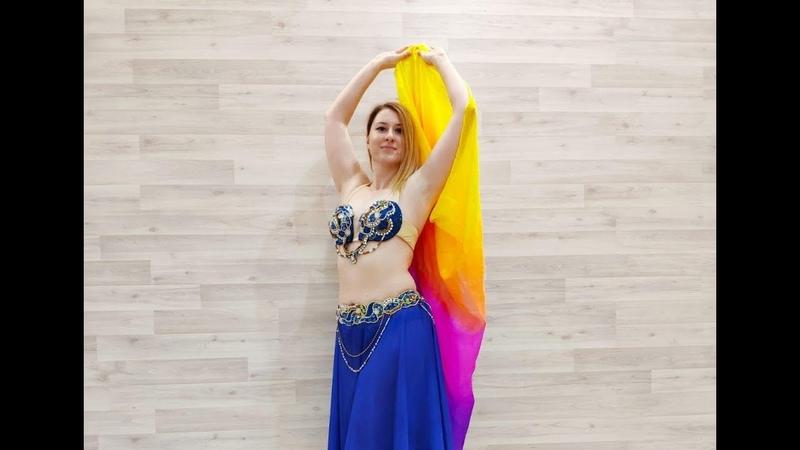 Сапелкина Яна | студия восточного танца Любимая в Москве