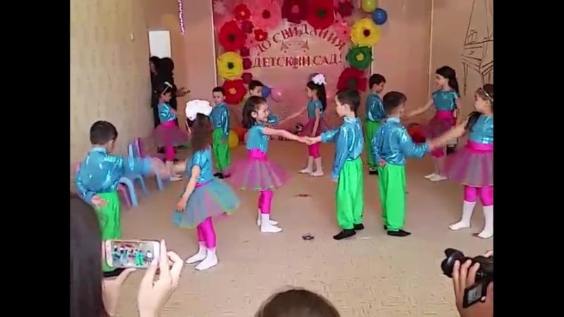 танец Робинзон
