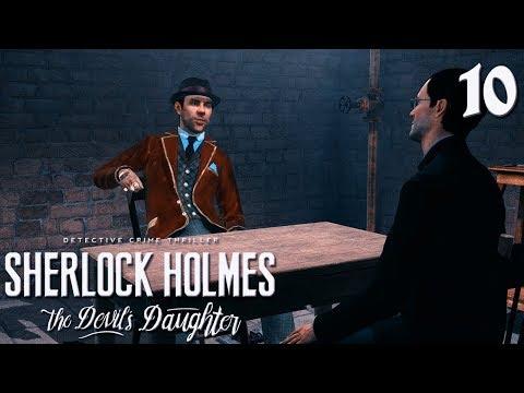 Sherlock Holmes: The Devil's Daughter 10 - Изгоняем дьявола