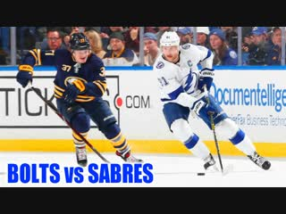Dave Mishkin calls Lightning highlights from win over Sabres
