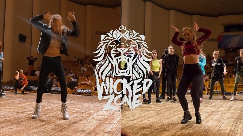 WICKED ZONE 2019 DANCEHALL PRO ДАША ЭБЗЕЕВА vs STREAM