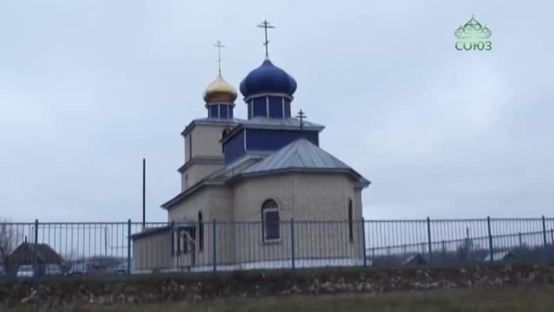 Престольный праздник отметил храм великомученика Димитрия Солунского в селе Чува
