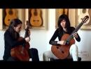 Duo Françaix - I. Selder and E. Lenhartová - Danzas Españolas Op. 37 - No. II O