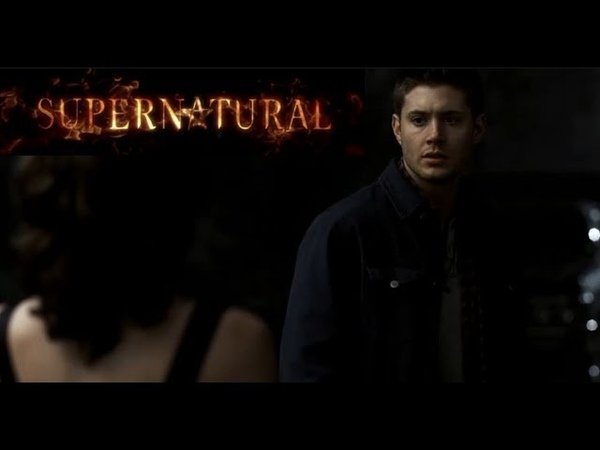 Дин идет на сделку с Демоном перекрёстка Supernatural 2x22