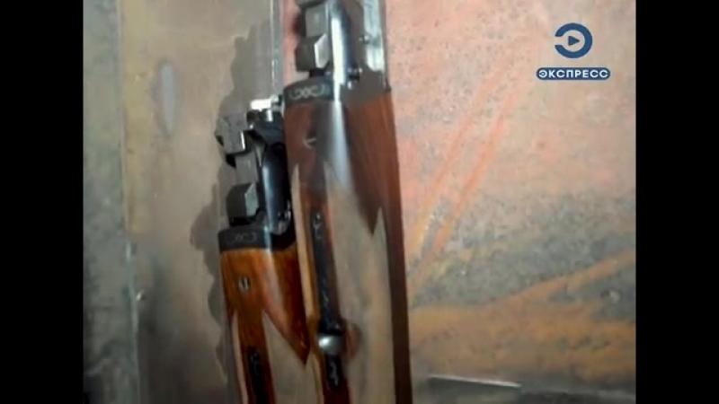 Пензенцам напомнили правила хранения огнестрельного оружия
