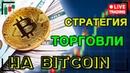 Стратегия торговли на Bitcoin в OLYMP TRADE Торгуем безрисковыми сделками в выходной день