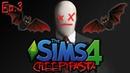 RIP Slender Man!! The Sims 4 Creepypasta Reboot - Ep. 3