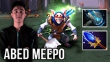 Abed Back to Meepo The Reason Why We Love Him - New Meta Build Meteor Hammer FUN MODE WTF - Dota 2