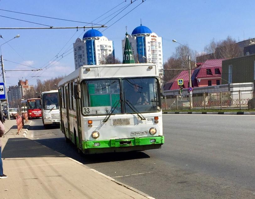 Автобус. Ярославль