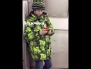 Фокусы с кубиком Рубика в питерском метро
