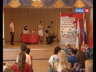 Победе в Курской битве посвящается: школьный театр Эпизод показал новую миниатюру о событиях Великой Отечественной войны