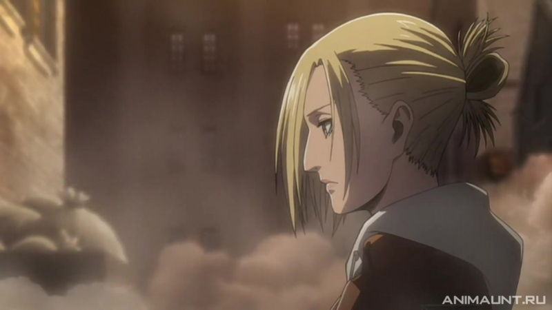 [AniMaunt] Shingeki no Kyojin: Lost Girls OVA 2 русская озвучка Nokinal Lelik_time | Атака Титанов: Потерянные девушки