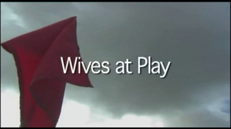 Francis Locke Wives at Play- -Shauna Banks Mandi Peader Collins Jay Steele