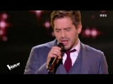 Nino Ferrer Si tu m#39aimes encore Edouard Edouard The Voice France 2018 Blind Audition