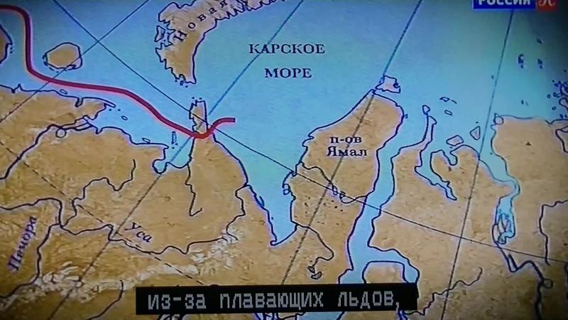 Кто мы? Сибирский континент. Землепроходцы. Авторская программа Феликса Разумовского