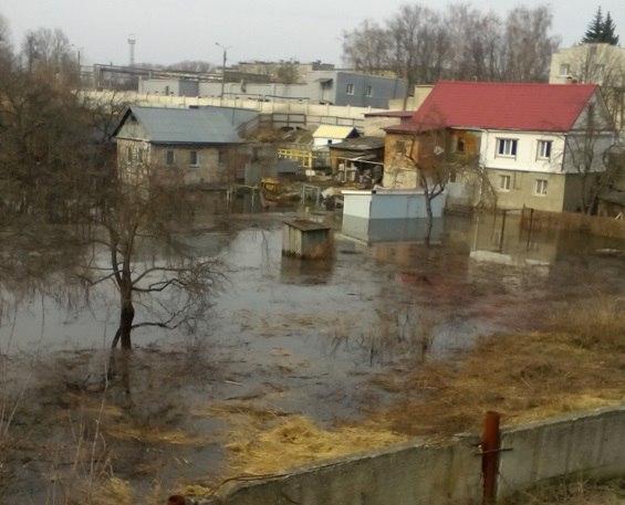 НаБрянщине нет затопленных жилых домов