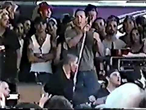 Bad Religion Live in Warped Tour Quebec 1998