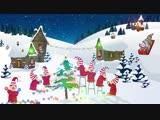 Jingle Bells - Christmas Songs For Kids - Nursery Rhymes for Children By Rajshri Kids.mp4