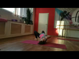 Акробатика с Еленой Малковой