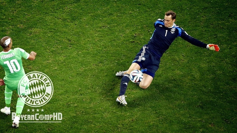 Manuel Neuer Top 5 Heroic One Match Performances