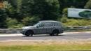 2019 BMW X7 SPIED TESTING AT THE NÜRBURGRING
