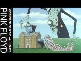 Pink floyd - another brick in the wall, part ii (official music video)