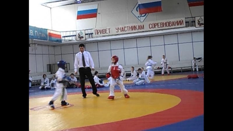 Тхэквондо.Спорт в Кузбассе