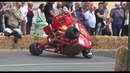 Crazy Ape Proto 95 Honda Hornet 600 circuito cittadino 2018