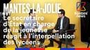 Lycéens agenouillés à Mantes la Jolie la réaction de Gabriel Attal
