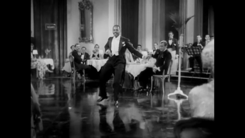 Long Forgotten British Black Tap Dancing Entertainer (1937)