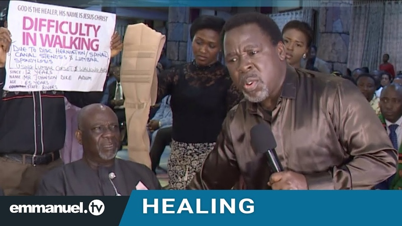 WHERE DOES THE POWER COME FROM? | TB Joshua Explains Healing