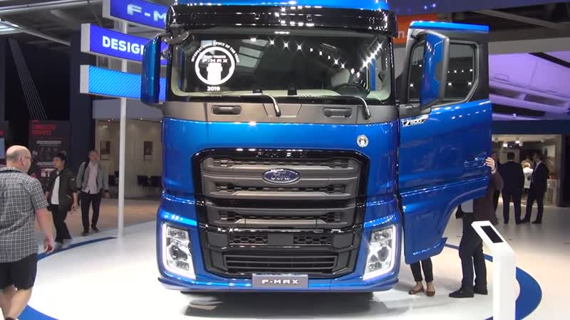 Ford F-Max Tractor Truck 2019г