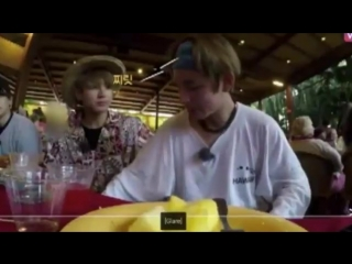 that time when taehyung spilled juice on jungkook and he gave him a life lesson while jungkook is glaring at him i cant breathdj