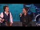 Paul McCartney Ringo Starr - Medley (Tribute to The Beatles, 2014), 720p, HQ Audio